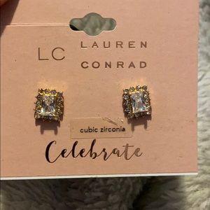 LC Lauren Conrad Jewelry - LC by Lauren Conrad earrings NWT